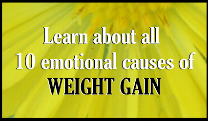 Learn about 12 emotional causes of weight issues