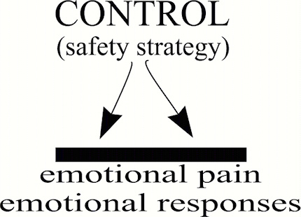 The safety strategy of control